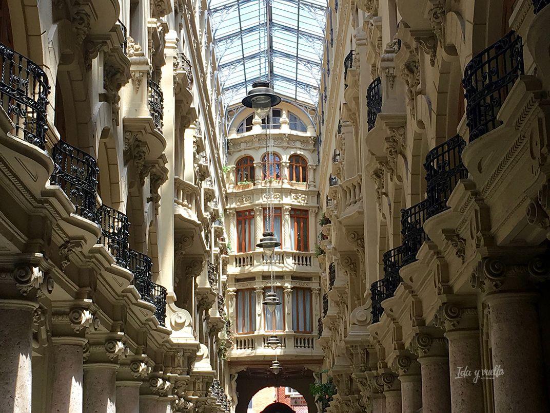 Albacete Pasaje Lodares