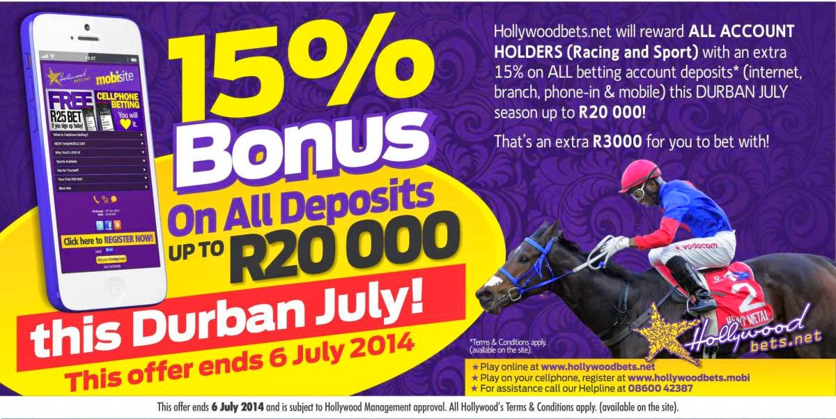 Hollywoodbets Sports Blog: Greyville Saturday 5th July Best Bets