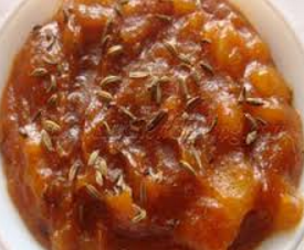 Seb Chatni ki Recipe