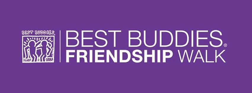 Best Buddies Friendship Walk 2014
