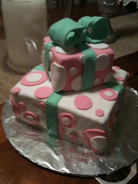 This Was For My Sweet Moms 55th But It Would Be Great Girls Of All Ages The Bright Colors And Floral Are Spring