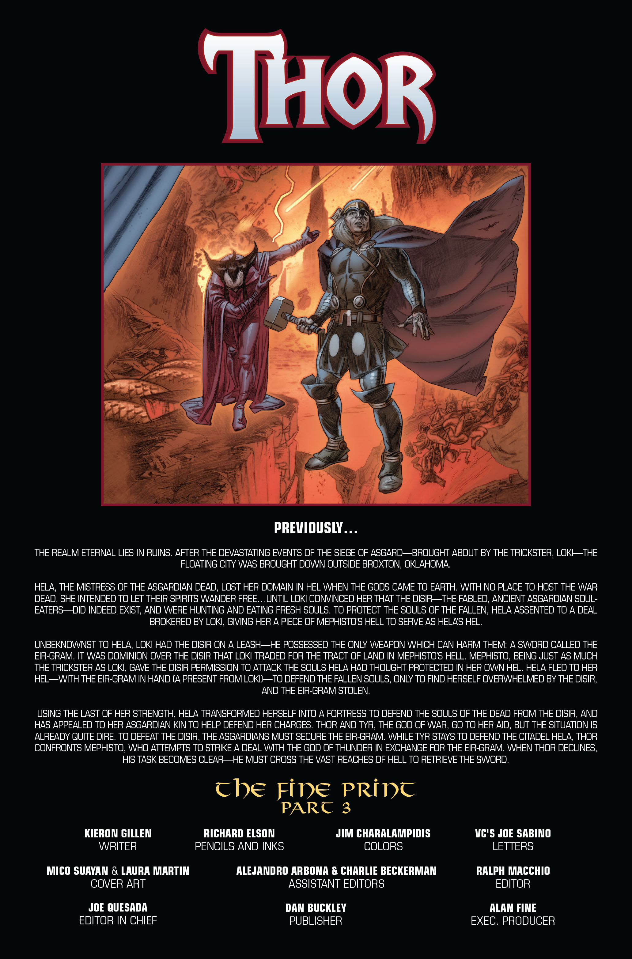 Thor (2007) Issue #613 #26 - English 2