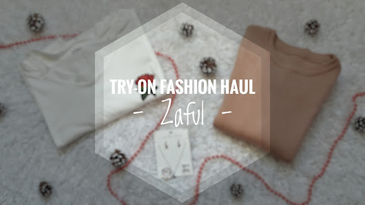 Try-On Fashion Haul | ZAFUL