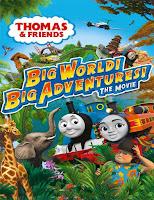 Poster de Thomas And Friends: Un gran mundo de aventuras