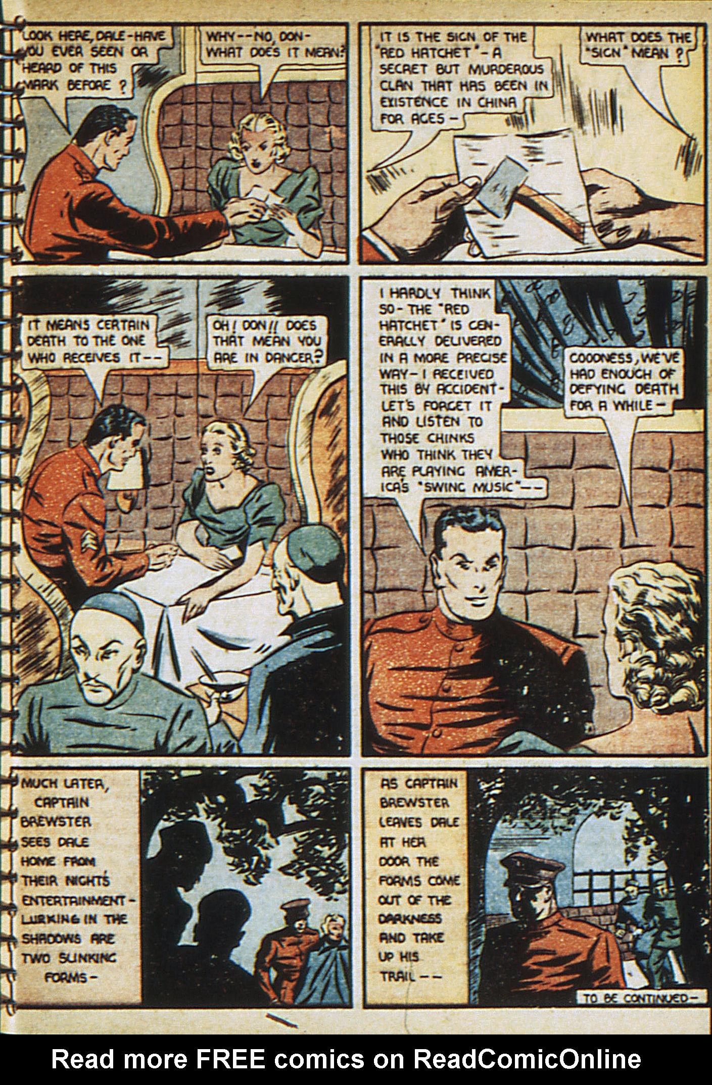Read online Adventure Comics (1938) comic -  Issue #23 - 15