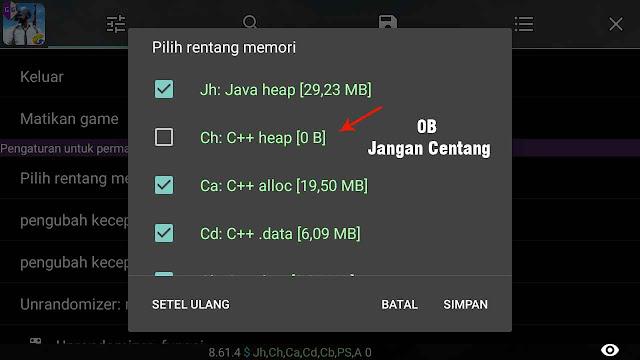 cheat pubg mobile mod apk aimbot