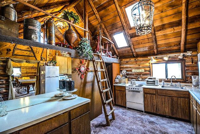 cucina-fai da te-legno-rustico