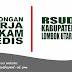 Penerimaan Pegawai Kontrak Pada BLUD RSUD Kabupaten Lombok Utara Tahun 2017