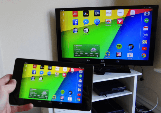 cara menyambungkan laptop ke tv menggunakan kabel hdmi