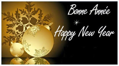 French Happy New Year 2017 Messages