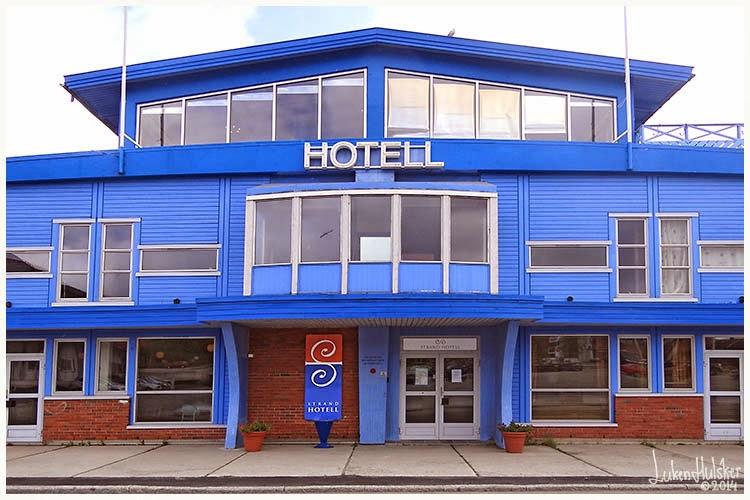 Oppdatert NORGE.nl: Sortland ''Blåbyen'' Strand Hotell VN-96