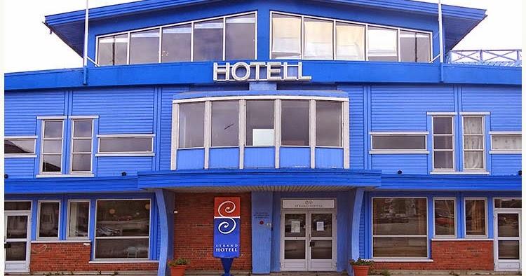Seriøst NORGE.nl: Sortland ''Blåbyen'' Strand Hotell EH-37