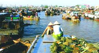 Chợ trên sông-