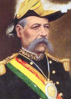 Narciso Campero Leyes (1813 - 1896): Presidente de Bolivia