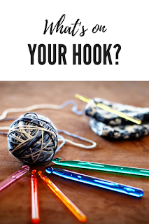 What's On Your Hook? - February 13, 2018 - Crazy Crochetin' Mama #crochet #blanket #scarf