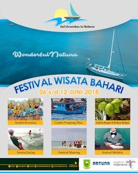Festival Wisata Bahari 2018 Natuna