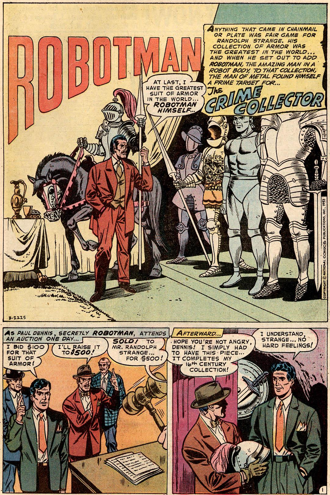 Read online World's Finest Comics comic -  Issue #226 - 48