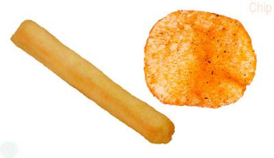 Chip food