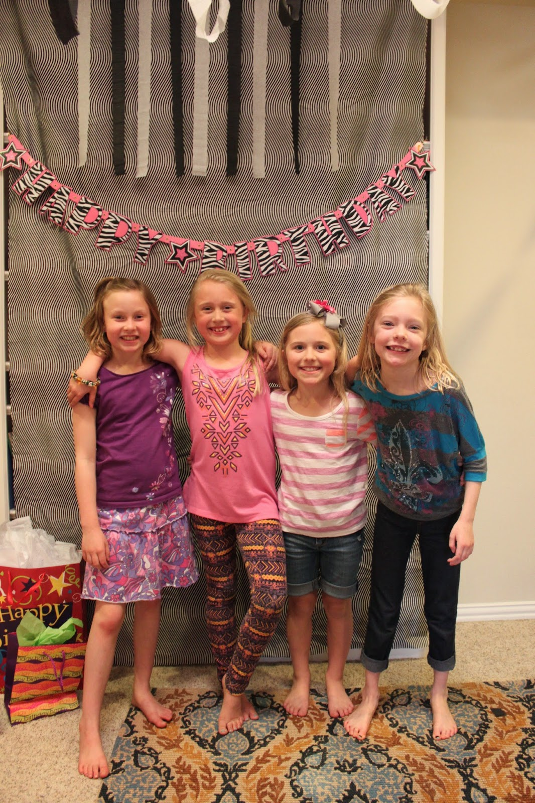 Conner Family Afton Turns 8