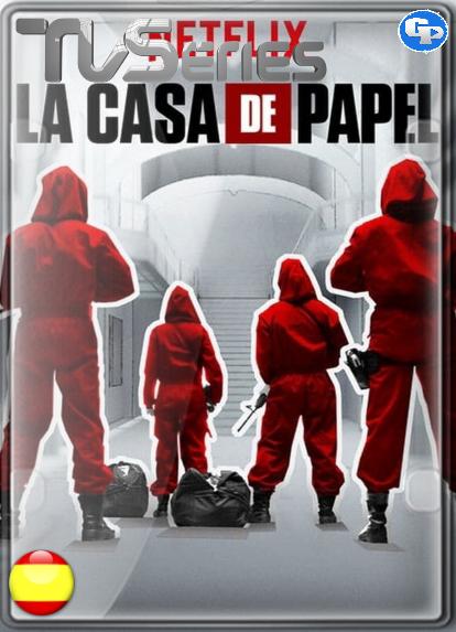 La Casa de Papel (Temporada 1) HD 720P ESPAÑOL