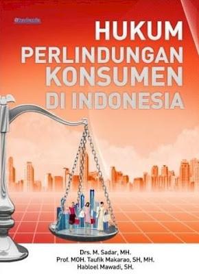 Resensi Buku Hukum Perlindungan Konsumen Di Indonesia