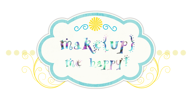 make{up} me happy!