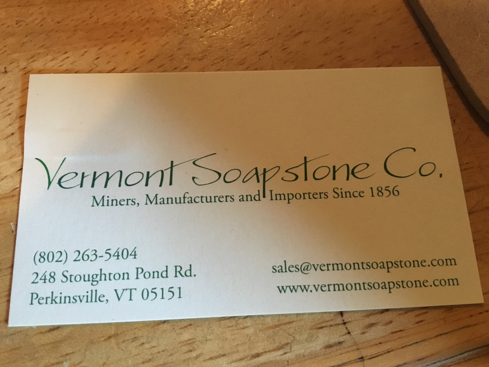 weathersfield vermont directory of services business cards a z