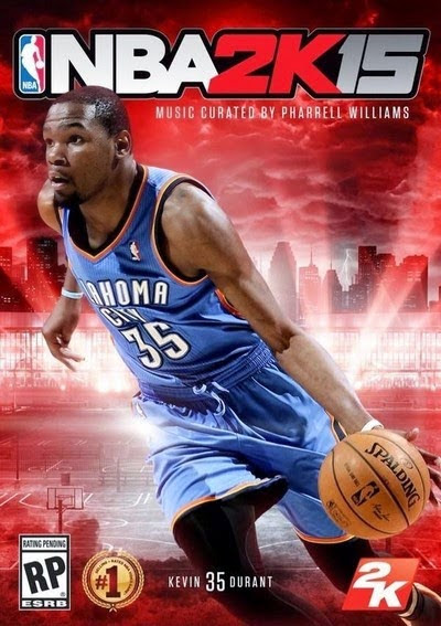 Download Game Gratis PC Terbaru NBA 2K15 Full Version, Game Sport Basket HD Seru!