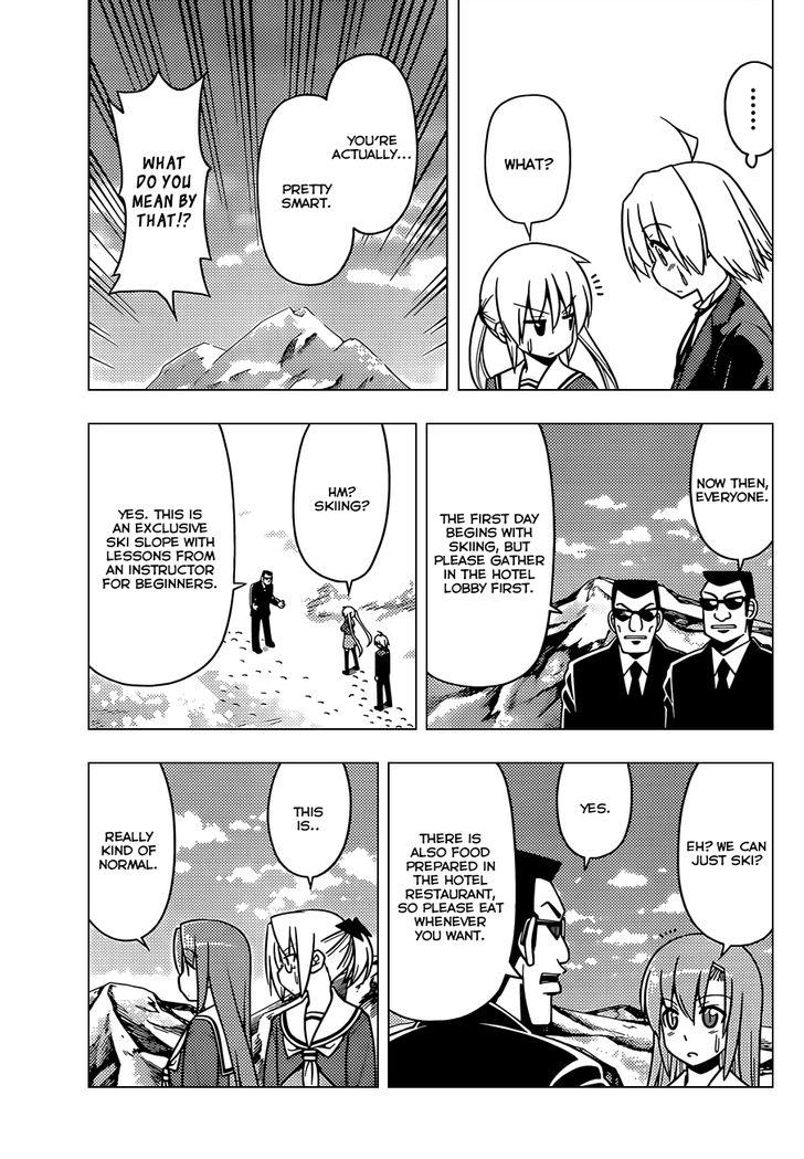 Hayate the Combat Butler - Chapter 521