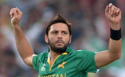 पाकिस्तानी क्रिकेटर अफरीदी ने 21 साल बाद अंतरराष्ट्रीय क्रिकेट को कहा अलविदा