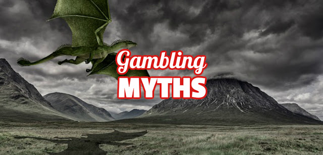 Myths That Will Only Make You Lose In Gambling.