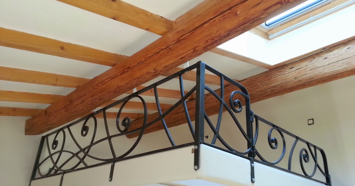 ferraille papillon rambarde de mezzanine et de tr mie d 39 escalier 600 800 fabrication. Black Bedroom Furniture Sets. Home Design Ideas