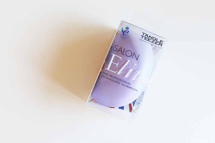 TANGLE TEEZER // Limited Edition Sugared Almond Brush - CassandraMyee
