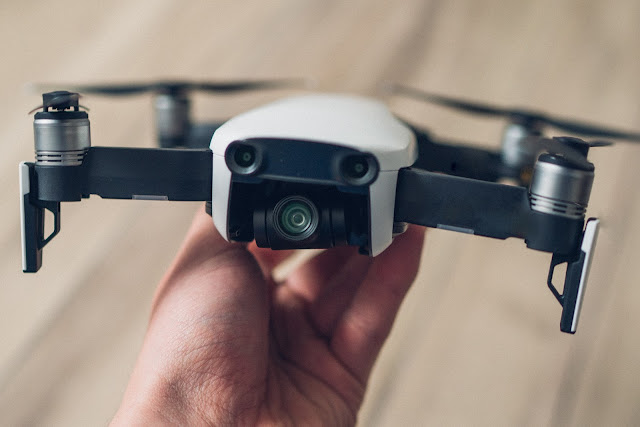 Gear of the Week #GOTW KW 05  DJI Mavic Air  Die perfekte Reisedrohne  Mavic-Air-Test  Gear-Review Mavic-Air 03