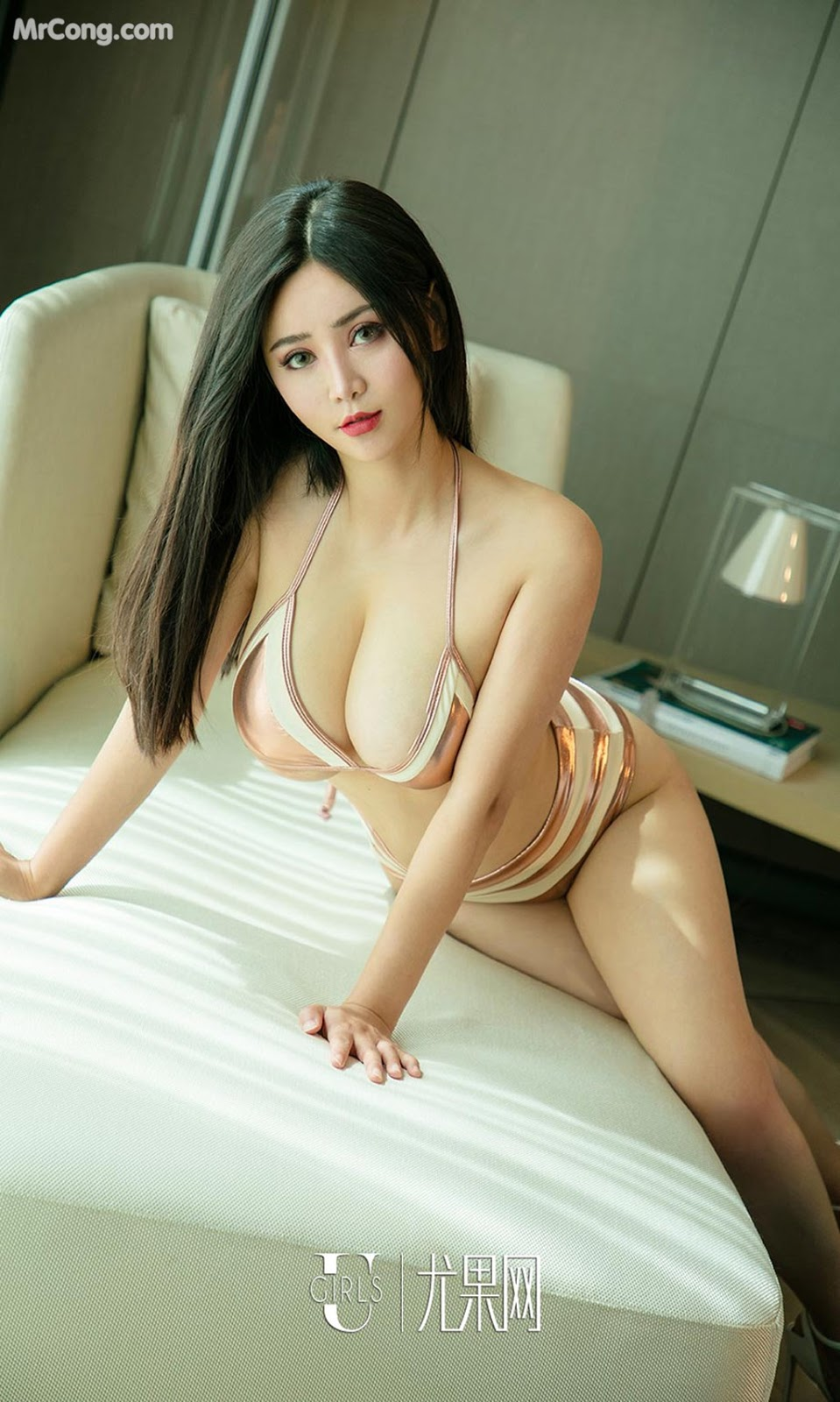 Image UGIRLS-Ai-You-Wu-App-No.1147-Gu-Fei-MrCong.com-008 in post UGIRLS – Ai You Wu App No.1147: Người mẫu Gu Fei (古菲) (35 ảnh)