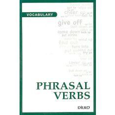 Dilko Vocabulary Phrasal Verbs / Kolektif / Dilko Yayıncılık