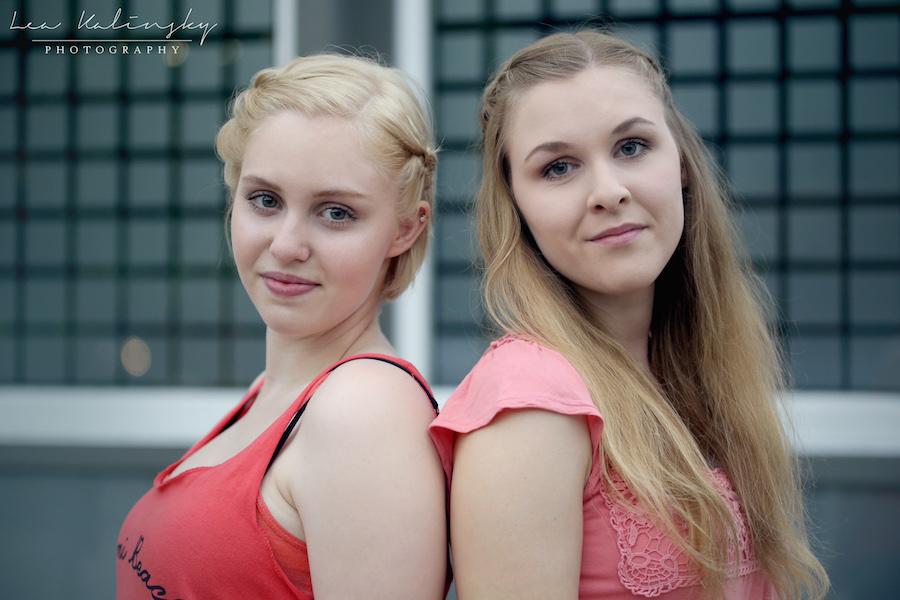 Freundinnen Fotoshooting in Osnabrück