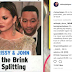 'Go f*ck yourselves' - Chrissy Teigen slams report that her marriage to John Legend is about to crash.