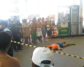 No Ceará bandido assalta turista e durante fuga é perseguido e morto por motociclista armado