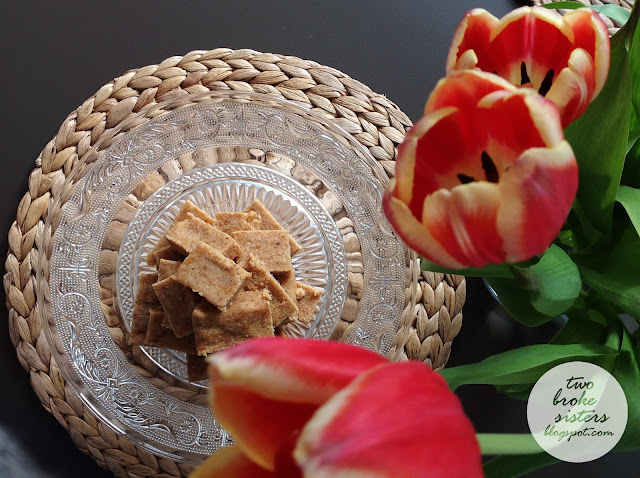 Wegańskie słodycze krówki bez cukru twobrokesisters blog