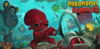 Quadropus Rampage Apk Mod