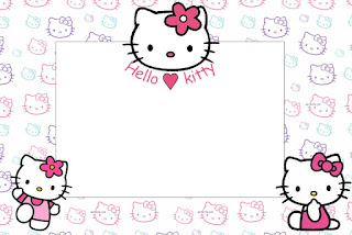 Hello Kitty Party: Free Printable Invitations. | Is it for PARTIES ...
