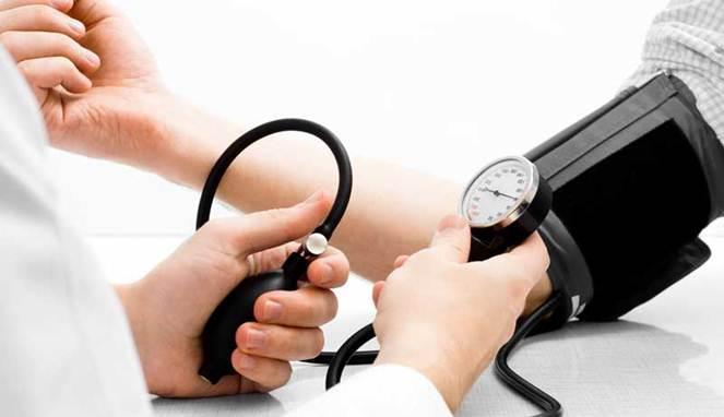 4 Cara Agar Terhindar Dari Tekanan Darah Tinggi