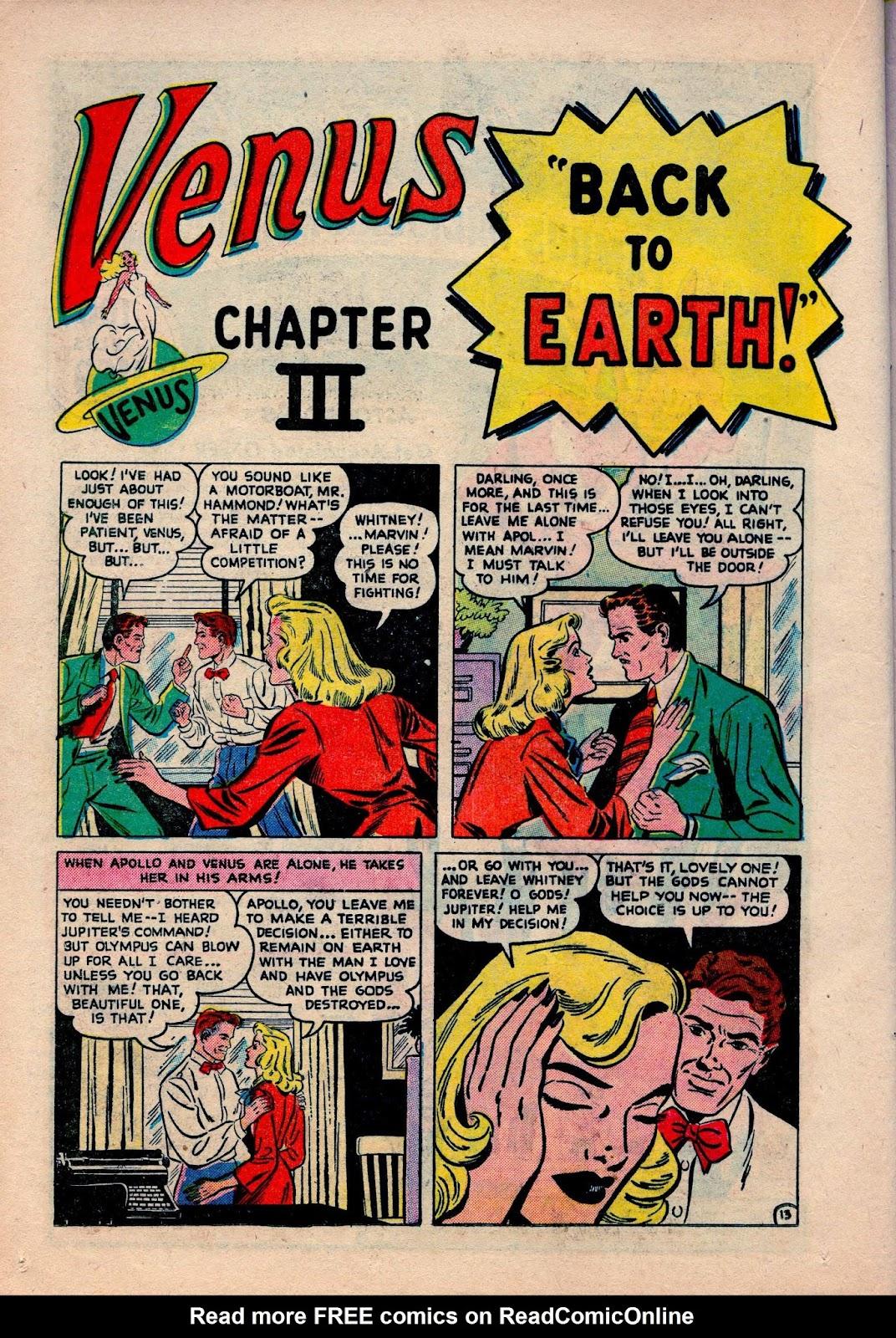Venus (1948) issue 9 - Page 20