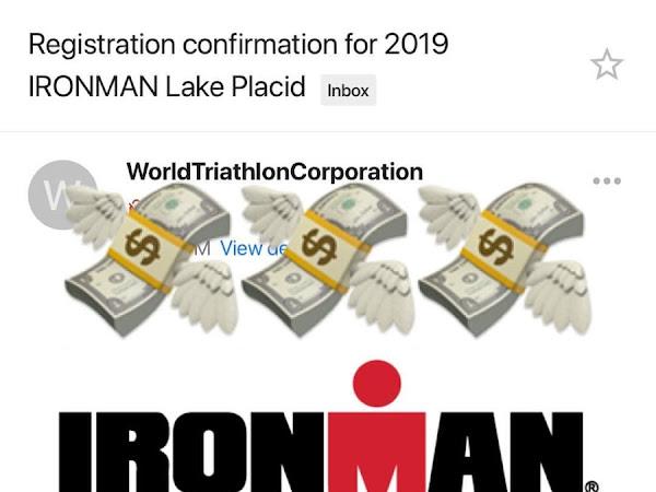 Ironman Lake Placid - Here We Go Again!