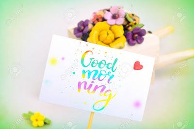 good morning surprise gift