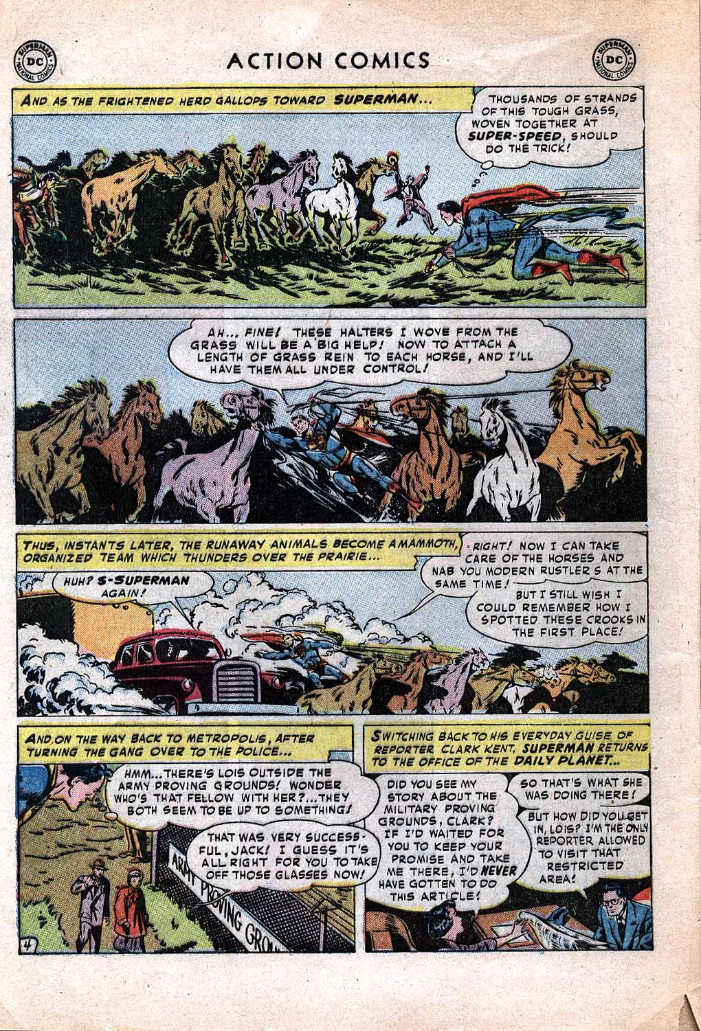 Action Comics (1938) 171 Page 4