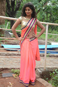 Actress Pavani sizzling photo shoot-thumbnail-6