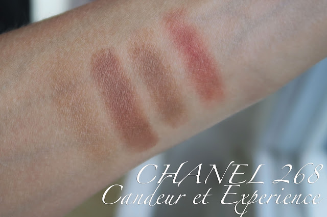 CHANEL 268 Candeur et Experience obzor