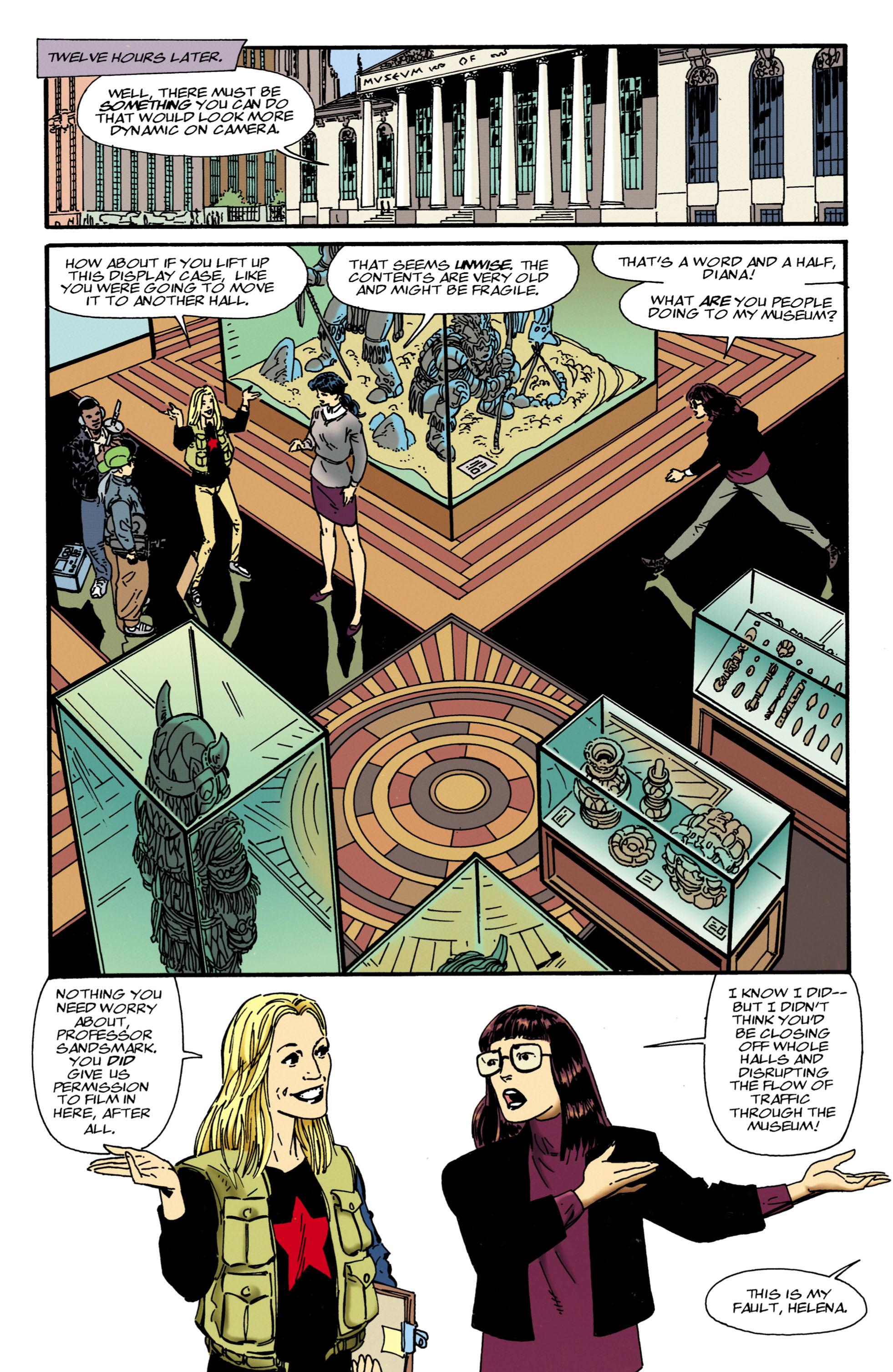 Read online Wonder Woman (1987) comic -  Issue #118 - 4